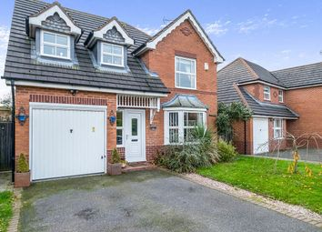 Thumbnail 4 bed detached house for sale in Starling Grove, Gateford, Worksop