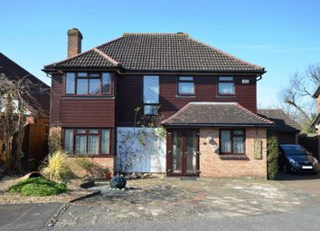 Thumbnail 6 bedroom detached house for sale in Paddock Close, Worcester Park