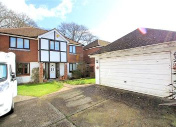Thumbnail 4 bed detached house for sale in Cypress Avenue, Highdown Copse, Worthing