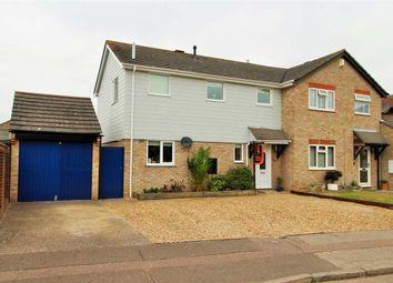 Thumbnail 3 bed semi-detached house for sale in Copper Beeches, Stanway, Colchester
