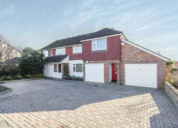 Thumbnail 5 bed detached house for sale in Copthorne Bank, Copthorne, Crawley