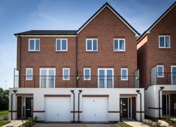 Thumbnail 4 bedroom semi-detached house for sale in Edison Place, Technology Drive, Rugby