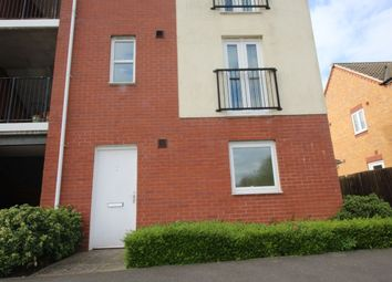 Thumbnail 1 bedroom flat for sale in Humber Street, Hilton, Derby