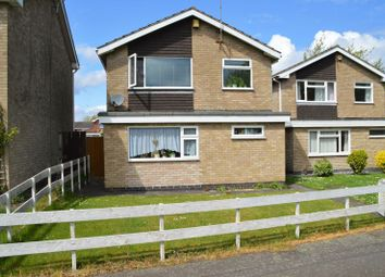 3 bed detached house for sale in Somerfield Walk, Leicester LE4
