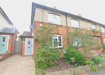 Thumbnail 3 bed end terrace house for sale in Main Road, Knockholt, Sevenoaks, Kent