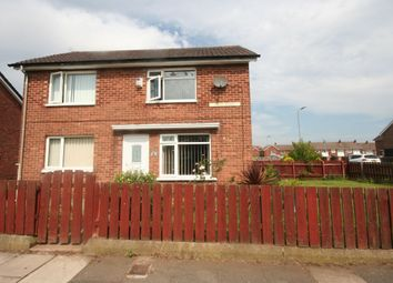 Thumbnail 3 bed semi-detached house for sale in Oban Road, Pallister Park, Middlesbrough
