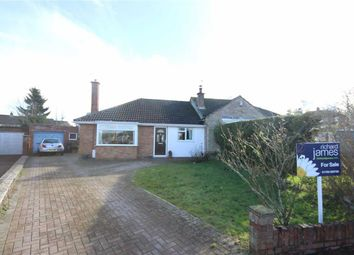 Thumbnail 2 bed semi-detached bungalow for sale in Arundel Close, Lawn, Swindon, Wiltshire
