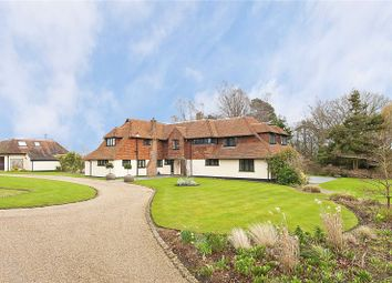 Thumbnail 5 bed detached house to rent in Hatchford House, Ockham Lane, Cobham, Surrey