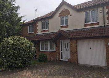 Thumbnail 5 bedroom detached house for sale in Balmoral Way, Prescot, Merseyside