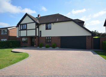 Thumbnail 5 bed detached house for sale in Clairvale, Emerson Park, Hornchurch