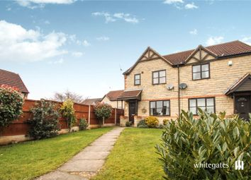 Thumbnail 3 bed semi-detached house to rent in Tilia Close, Scunthorpe, Lincolnshire