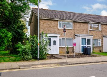 Thumbnail 2 bed end terrace house for sale in Grange Road, Eastfield, Northampton