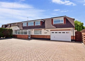 Thumbnail 6 bed semi-detached house for sale in Town Road, Cliffe Woods, Rochester, Kent