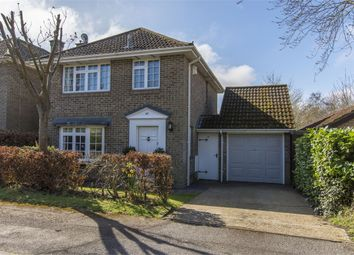 Thumbnail 3 bed detached house for sale in Wellbrooke Gardens, Chandler's Ford, Eastleigh, Hampshire