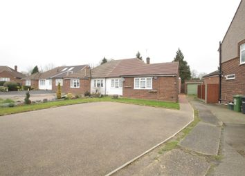 Thumbnail 2 bedroom semi-detached bungalow for sale in Montayne Road, Cheshunt, Herts