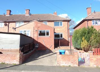 Thumbnail 3 bed terraced house for sale in Castle Close, Morpeth