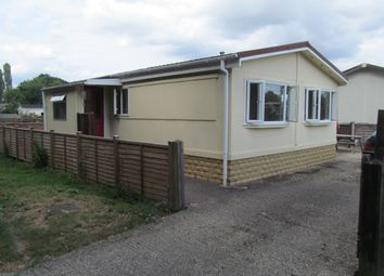 Thumbnail 2 bed mobile/park home for sale in The Compasses Park (Ref 5960), Alford, Cranleigh, Surrey