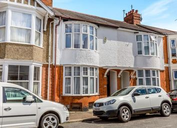 Thumbnail 3 bed terraced house for sale in Thursby Road, Abington, Northampton, Northamptonshire