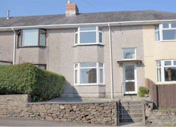 Thumbnail 2 bed terraced house for sale in Pentregethin Road, Swansea