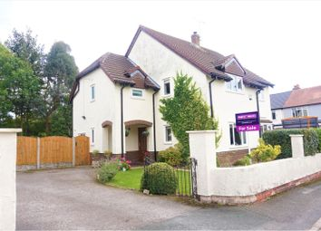 Thumbnail 5 bed detached house for sale in Alyndale Road, Wrexham