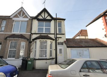 Thumbnail 2 bed end terrace house to rent in Leopold Road, Bexhill-On-Sea