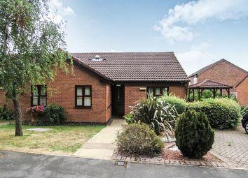 Thumbnail 2 bed semi-detached bungalow for sale in Windleden Road, Loughborough