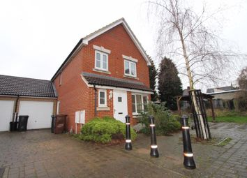 Thumbnail 3 bedroom detached house to rent in Provan Court, Ipswich, Suffolk