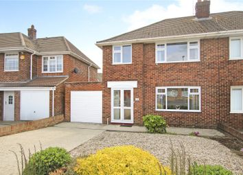 Thumbnail 3 bed semi-detached house for sale in Grange Drive, Stratton, Swindon, Wiltshire