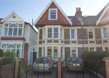 Thumbnail 6 bed semi-detached house for sale in Brecon Road, Henleaze, Bristol