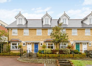 Thumbnail 3 bed terraced house to rent in The Mews, Upper Village Road, Sunninghill, Berkshire