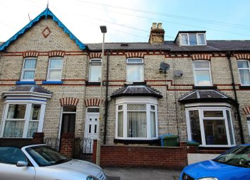 Thumbnail 3 bed terraced house for sale in Stepney Avenue, Scarborough