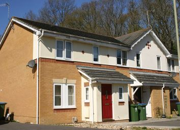 Thumbnail 3 bed end terrace house to rent in Andersen Close, Whiteley, Fareham
