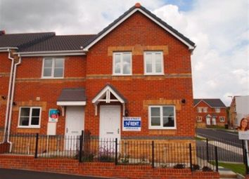 Thumbnail 2 bed terraced house to rent in South Field Court, South Moor, Stanley