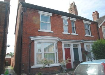 Thumbnail 3 bed semi-detached house to rent in The Burgage, Market Drayton