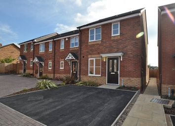 Thumbnail 3 bed town house to rent in Coomer Court, Greengages, Keele Road, Newcastle