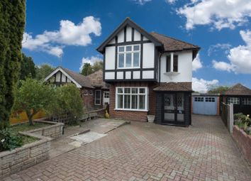 Thumbnail 4 bed detached house for sale in Highfield Close, Blean, Canterbury