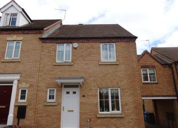 Thumbnail 3 bed town house to rent in Gleadless View, Sheffield