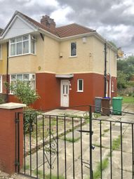 Thumbnail 3 bed semi-detached house for sale in West Dean Crescent, Burnage, Manchester