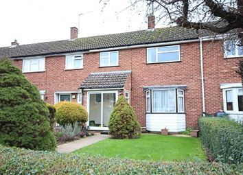 Thumbnail 3 bed terraced house to rent in Queens Close, Sawbridgeworth, Herts