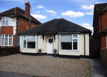 Thumbnail 2 bed detached bungalow for sale in New Street, Blaby, Leicester