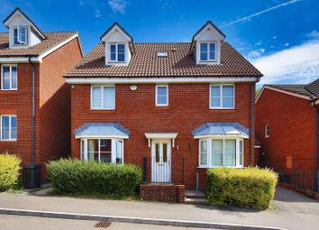 Thumbnail 5 bed property for sale in Speedwell Close, Pontprennau, Cardiff