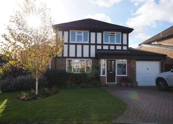 Thumbnail 4 bed detached house for sale in Melksham Close, Lower Earley, Reading, Berkshire