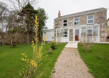 Thumbnail 4 bed detached house for sale in Rosewarne Road, Camborne