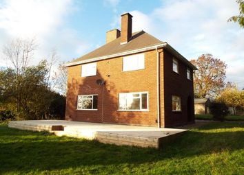 Thumbnail 3 bed detached house for sale in Bromley Wood, Abbots Bromley, Rugeley, Staffordshire