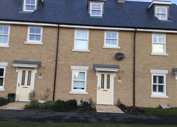 Thumbnail 3 bed town house to rent in Parry Rise, Biggleswade