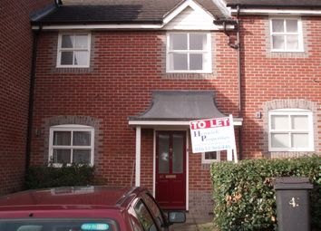 Thumbnail 2 bed terraced house to rent in Harrington Close, Newbury