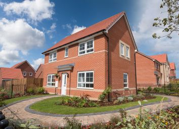 """Thumbnail 3 bed detached house for sale in """"Ennerdale"""" at Cobblers Lane, Pontefract"""