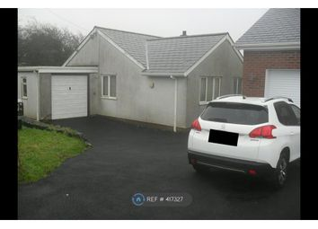 Thumbnail 2 bed bungalow to rent in Llangefni Road, Brynteg