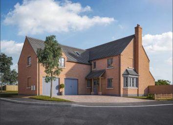 Thumbnail 5 bed detached house for sale in Normanton Road, Packington, Ashby-De-La-Zouch