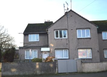 Thumbnail 1 bed flat to rent in Harrington Road, Workington